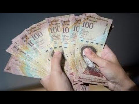 WORTHLESS MONEY INTO ART People In Venezuela Turn Worthless Cash Into Works of Art