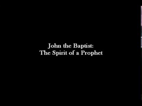 John the Baptist: The Spirit of a Prophet by Leonard Ravenhill