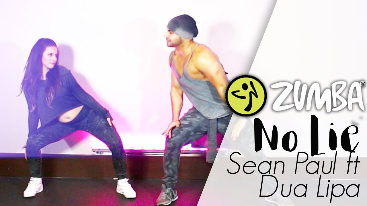 Zumba No Lie Sean Paul Dua Lipa Zumba Fitness Choreo Ft Zumba Sulu Youtube
