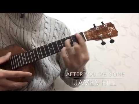 After you've gone - ukulele jazz