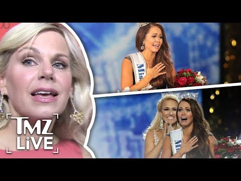 Miss America Says Shes Being Bullied! | TMZ Live
