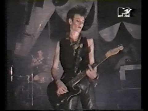 Bauhaus Short Interview & Clips MTV 1992 MTV