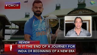 Indian Team Got What It Wanted | Shoaib Akhtar on IND vs NZ | World Cup 2019