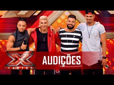 O funk chegou com O Clã | X Factor BR
