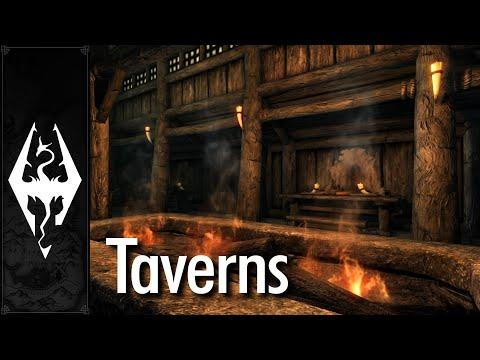 Skyrim -  & Ambience - Taverns