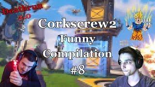 Corkscrew2 Funny Compilation #8 - Deathrun 2.0 Edition