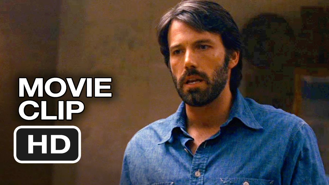 Argo Movie CLIP - Break You (2012) - Ben Affleck Movie HD ...