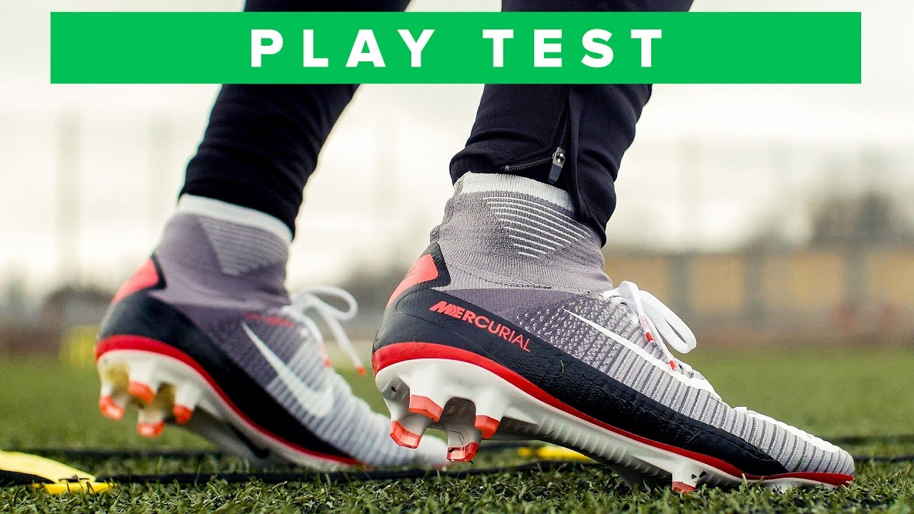 ad6fd7d0c3 AWESOME AIR MAX FOOTBALL BOOTS PLAY TEST - YouTube