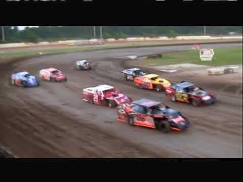 Davenport Speedway - 7/12/13