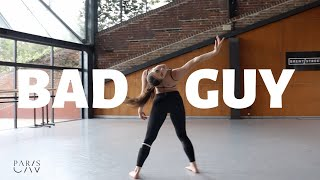 BAD GUY - BILLIE EILISH DANCE CHOREOGRAPHY