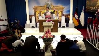 Rev.Edwar Flores - Culto Viernes 15.02.2019