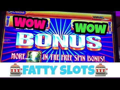 5c TAX FREE JACKPOT and DOUBLE PROGRESSIVE! 🤩  Queen of the Wild Nickels