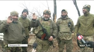 Як інтернаціональна рота захищає Луганське від російських окупантів