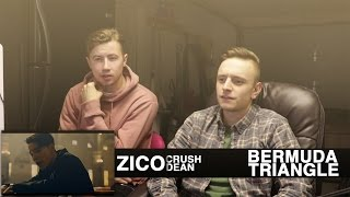 REACT&REVIEW | 지코 (ZICO) - BERMUDA TRIANGLE (Feat. Crush, DEAN)