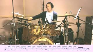 Raisa & Dipha Barus - Mine (Night) Drum cover