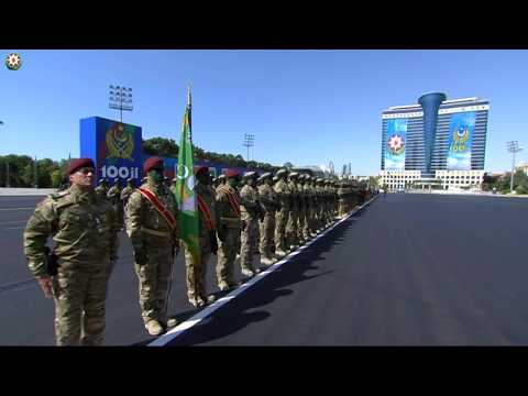Azərbaycan Silahlı Qüvvələrinin
