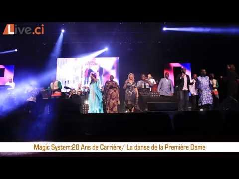 20 ans de Magic System à Abidjan: Les Gaou présentent la Danse de la 1ere dame