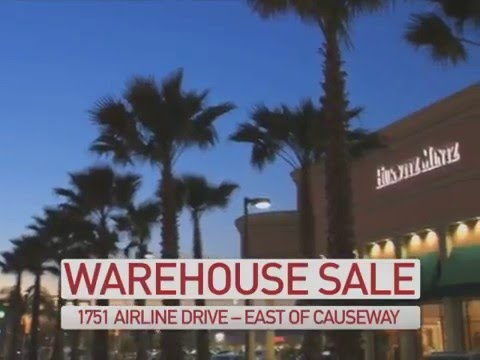 Hurwitz Mintz Warehouse Sale YouTube