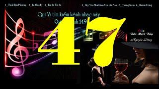 Clip Bốn Mươi Bảy 47  - Lk Âm Thanh Vòm Xoay Vòng - Organ Hòa Tấu - Organ Minh 149