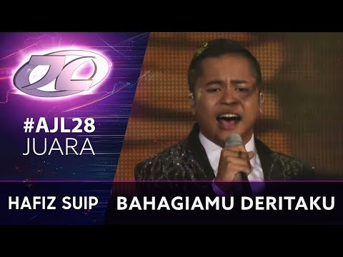 Juara #AJL28 | Hafiz Suip - Bahagiamu Deritaku