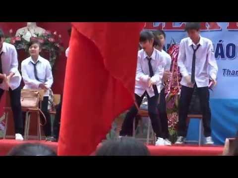 [Nhạc kịch] Nhất quỷ nhì ma lớp 10a4 THPT Thanh Oai B ( 2014)