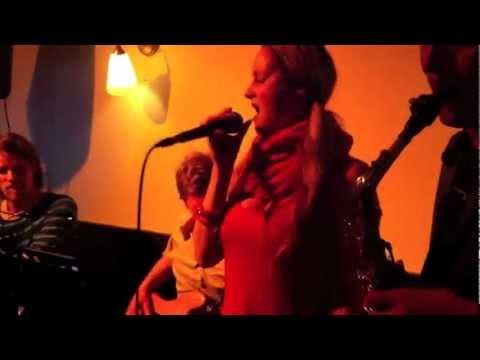 VLOG Julia Binder Jam with Villa Trash Orchestra Köln - April 2012