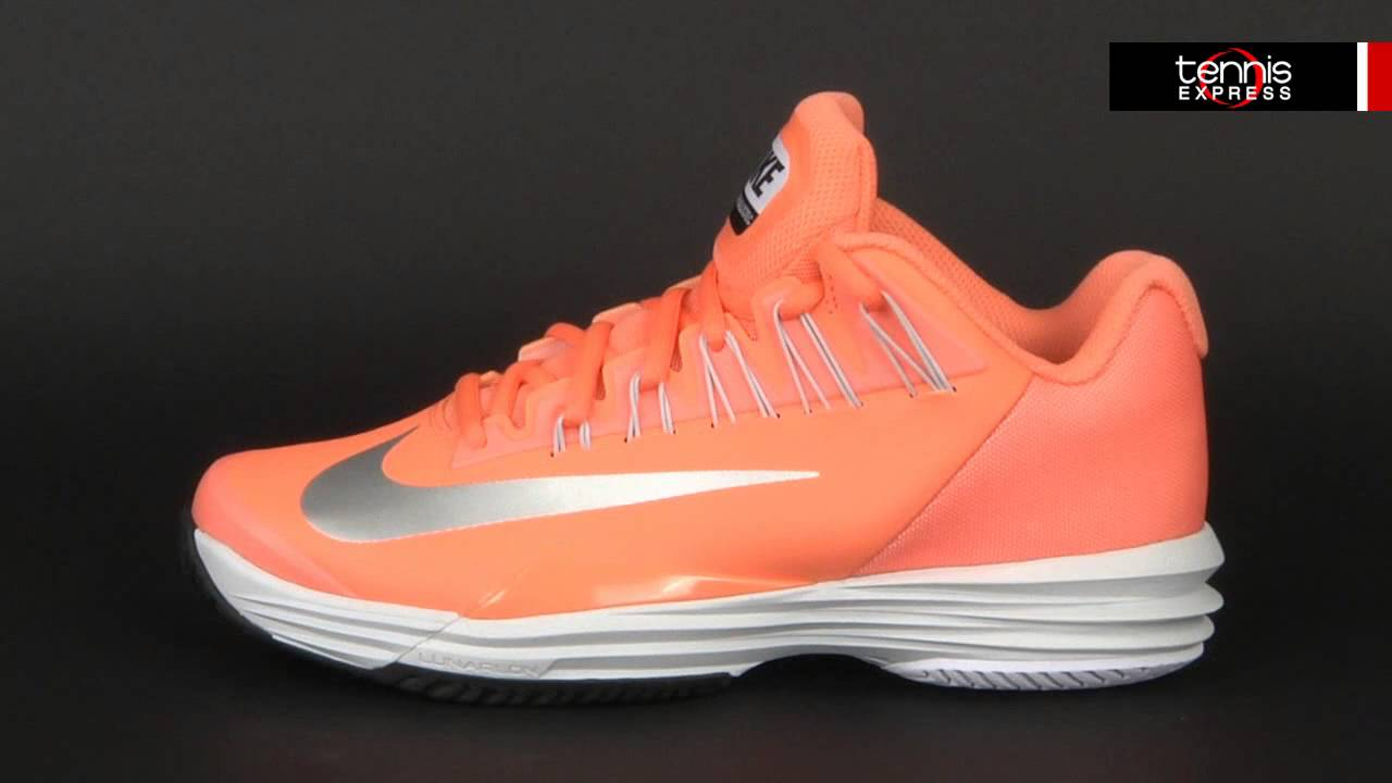 separation shoes 87152 39b4d ... (orangeblack) Nike Lunar Ballistec Atomic Orange Tennis Express  Commercial - YouTube ...