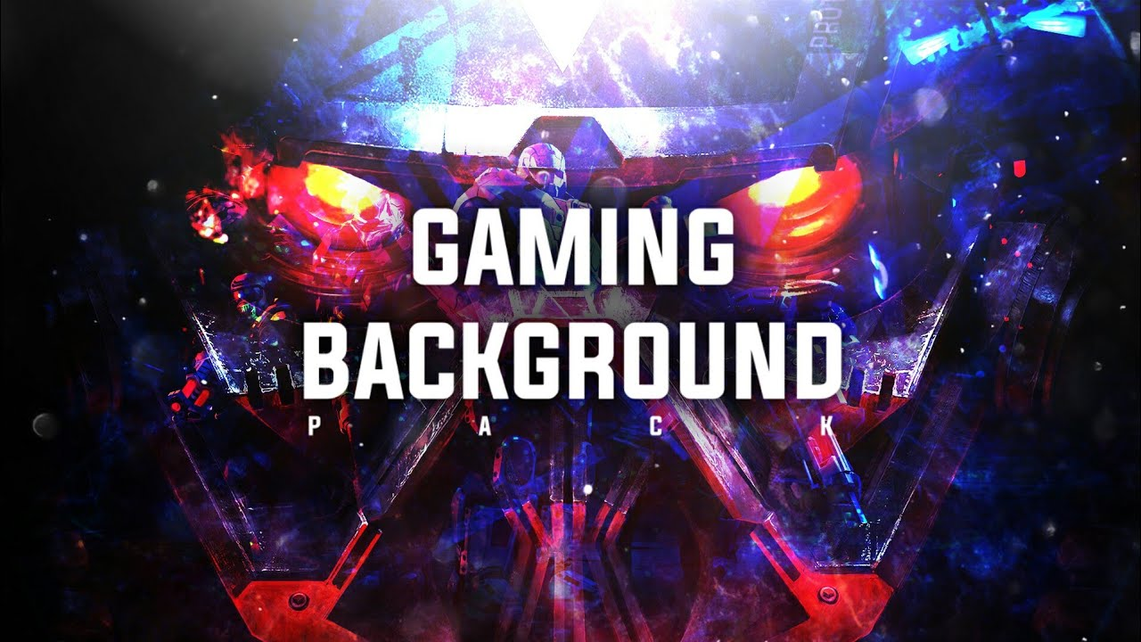 Gaming Wallpaper Pack For Designers And Youtubers Youtube