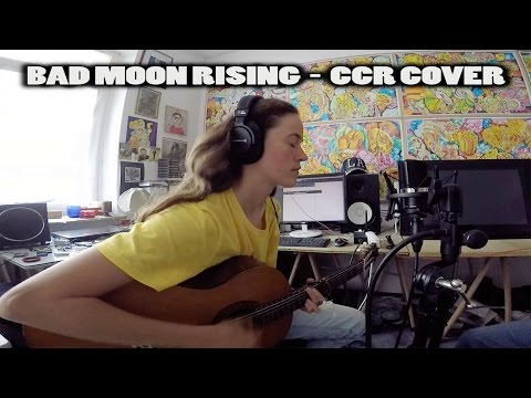 Bad Moon Rising CCR-COVER