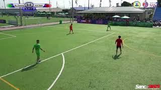 Highlights Khương Thượng - FC Hoàng Hoa Thám [Vòng Loại KV 3  - Giải Vô Địch Sân 7 TP.HN]