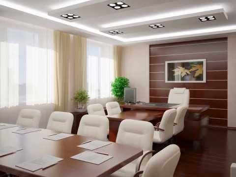 Дизайн офиса в стиле Мазачи