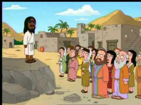 Download Black Jesus - Family Guy