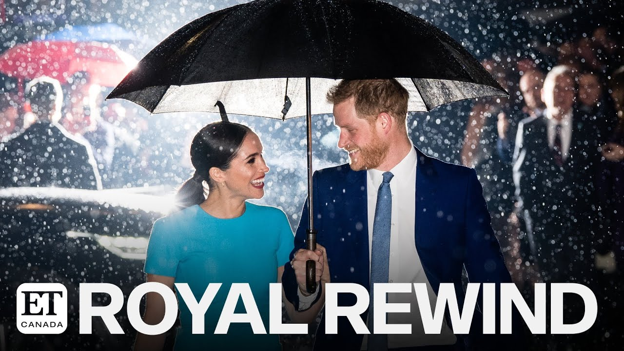 Royal Rewind: Prince Harry And Meghan Markle Reunite In The UK