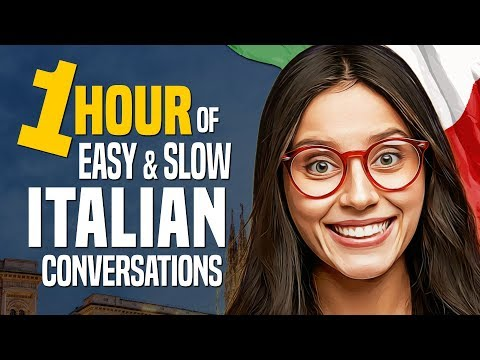 Learn ITALIAN: A 1-HOUR Beginner Conversation Course (for Daily Life) - OUINO.com