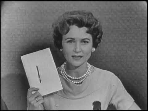 To Tell The Truth 1961 with Guest host Merv Griffin | Buzzr