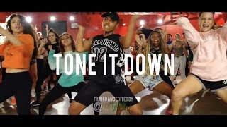 """Gucci Mane Feat. Chris Brown - """"Tone It Down"""" 