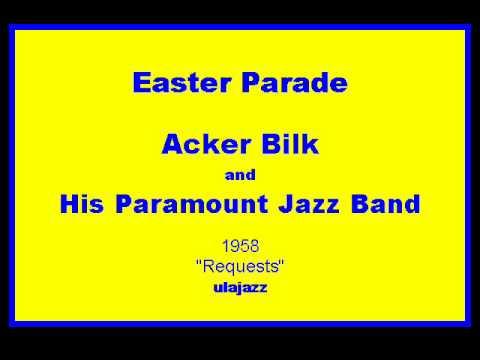 Acker Bilk PJB 1958 Easter Parade