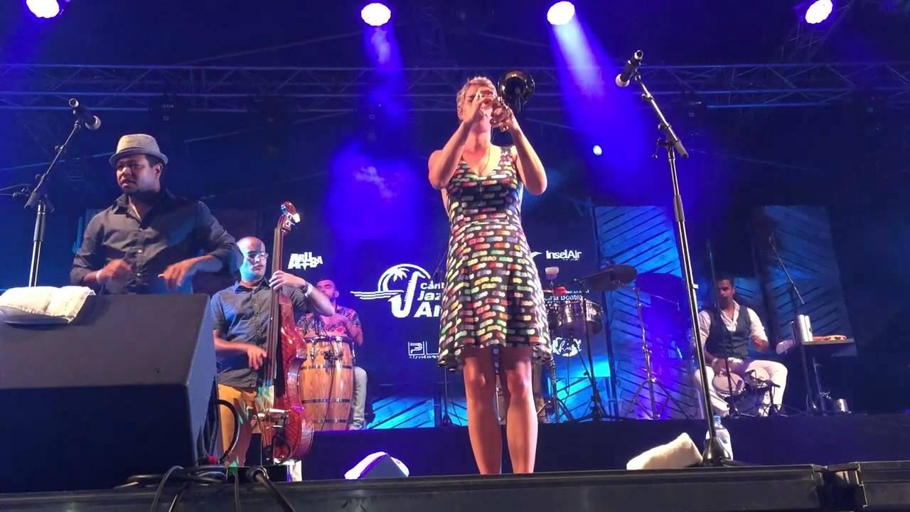 Maite hontel 233 performs at caribbean sea jazz festival 2015 youtube