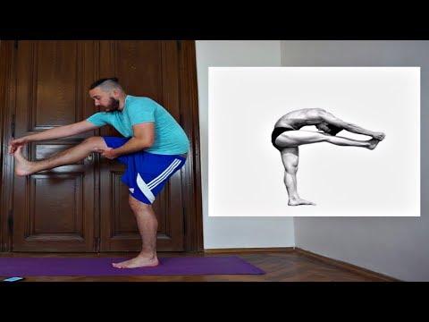 BIKRAM YOGA CHALLENGE   First 5 Postures