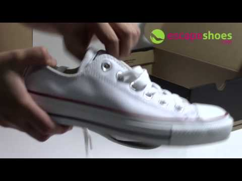 CONVERSE All Star Chuck Taylor 132173C Ox White