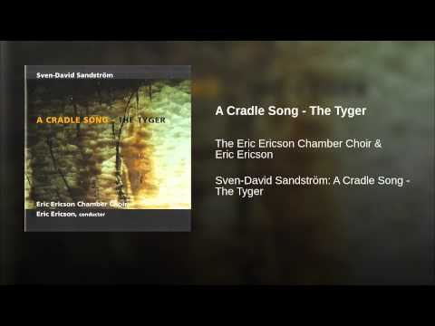 A Cradle Song - The Tyger