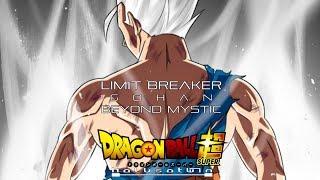 DBS: Limit Breaker Gohan (Beyond Mystic) - HalusaTwin