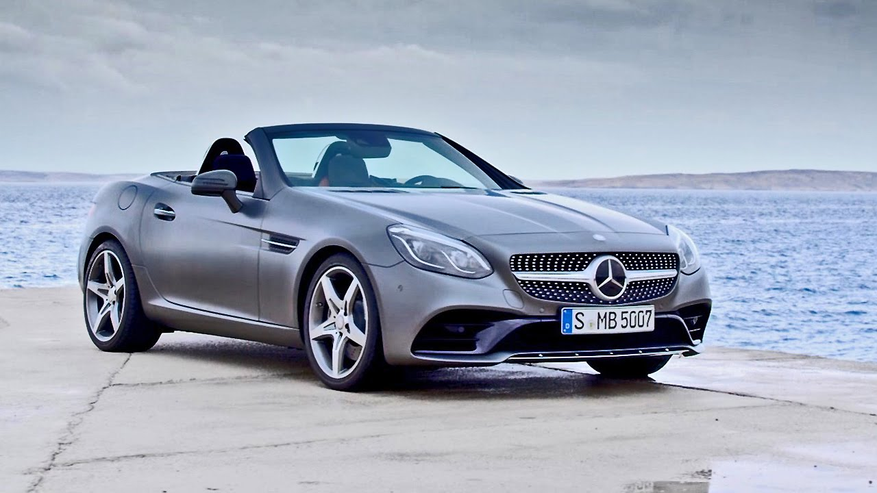 2016 Mercedes Slc 300 Amg Line Interior And Exterior