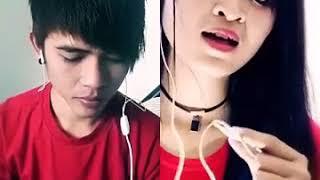 Ganteng & Cantik bergabung lagu Madura - EDINAH ABHEKALAN