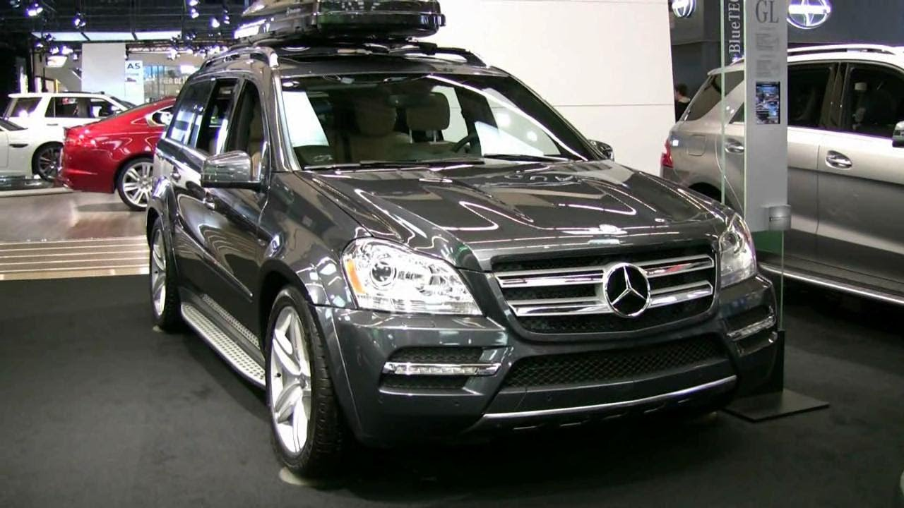 2012 mercedes benz gl350 bluetec 4matic exterior and for Mercedes benz bluetec diesel