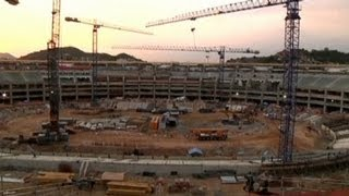 Will Rio be ready for the 2016 Olympics?