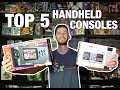 Top 5 Handheld Consoles