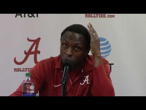 Avery Johnson previews the Auburn game