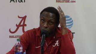 Avery Johnson previews the Auburn game