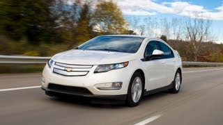 AutoTech - 2013 Chevrolet Volt Review